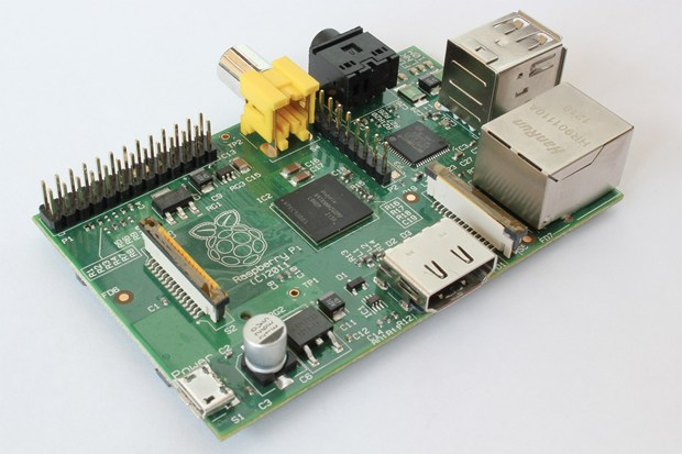Raspberry Pi Model-B
