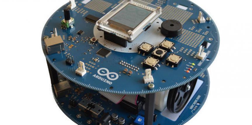 (Arduino Robot) الاردوينو روبوت